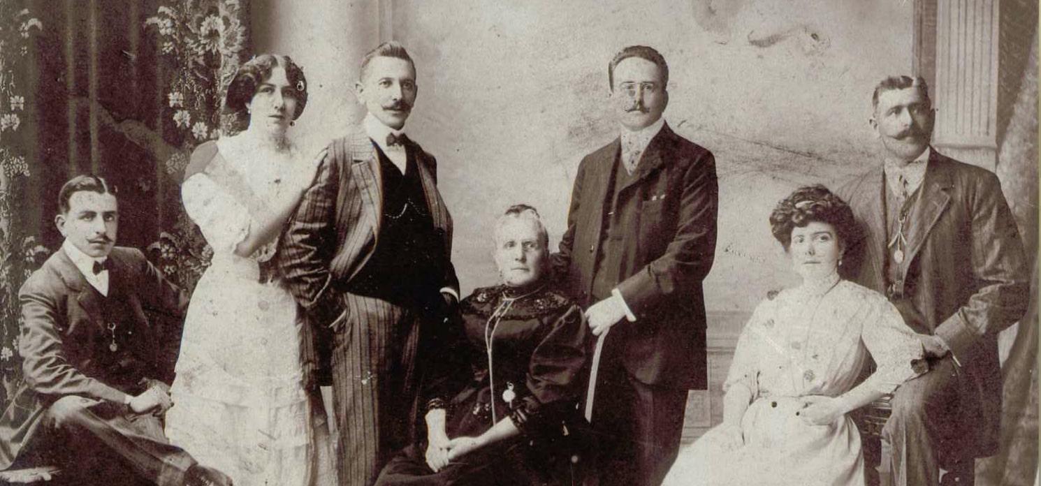 Familia Banchero