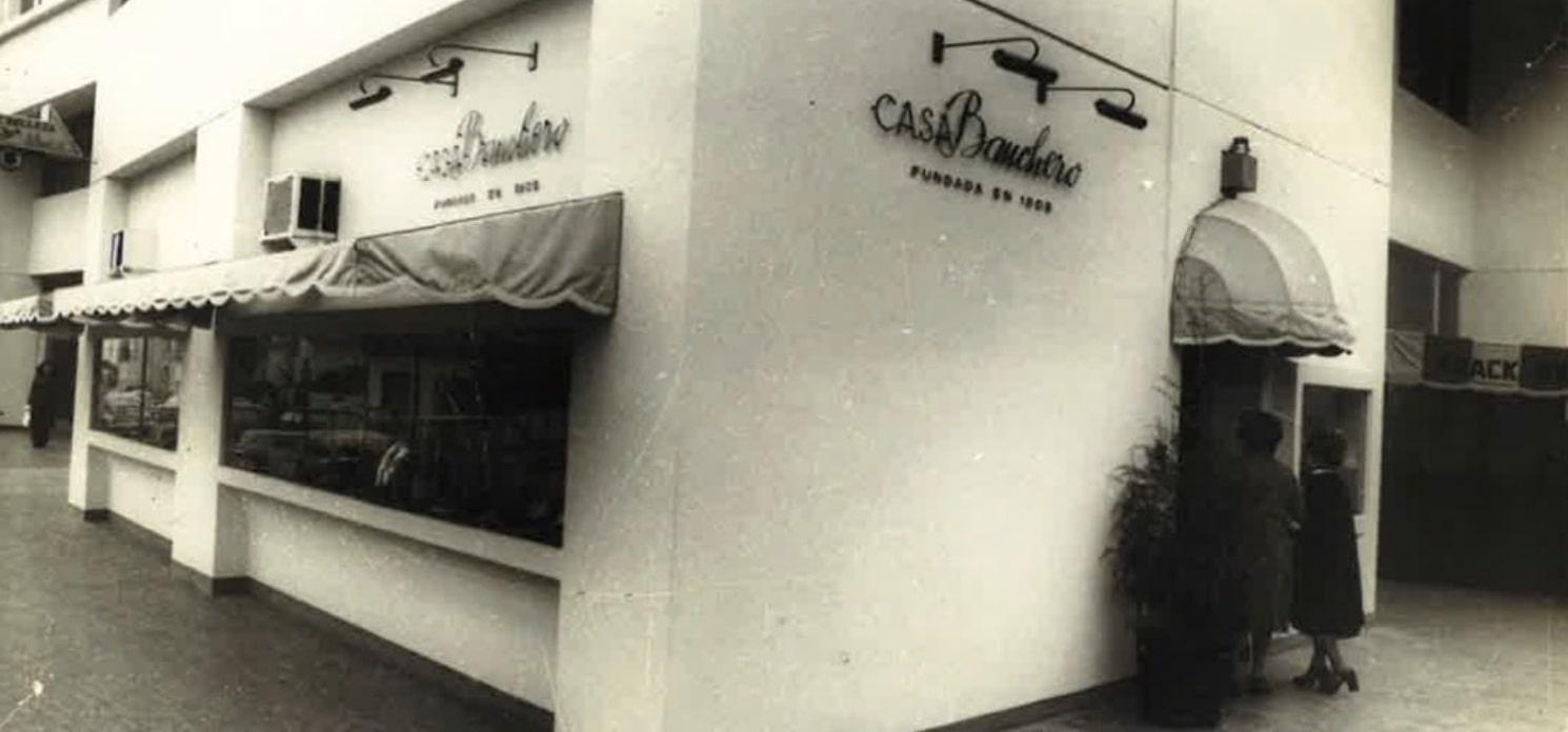Tienda Casa Banchero en Lima