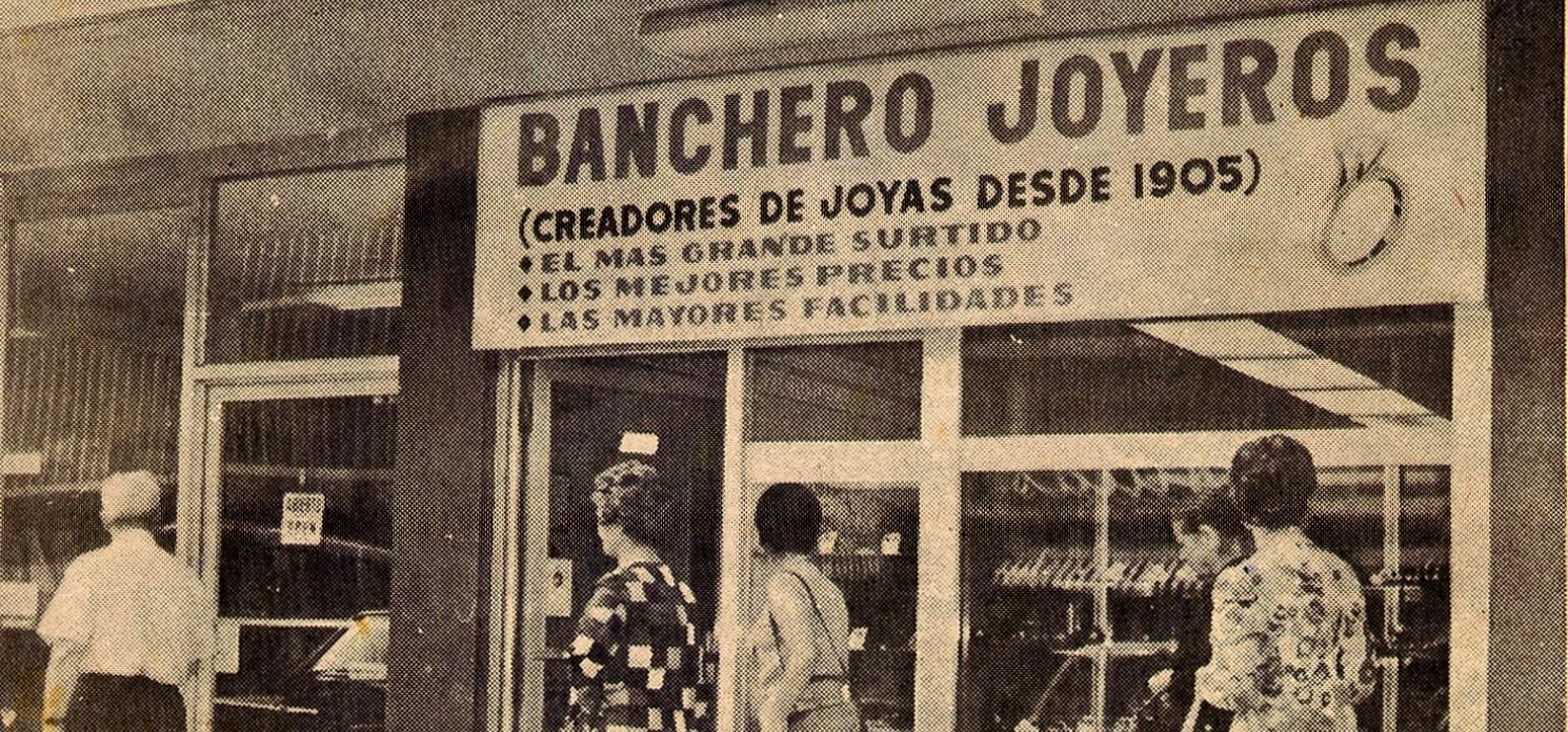 Fotografía de tienda Banchero Joyeros