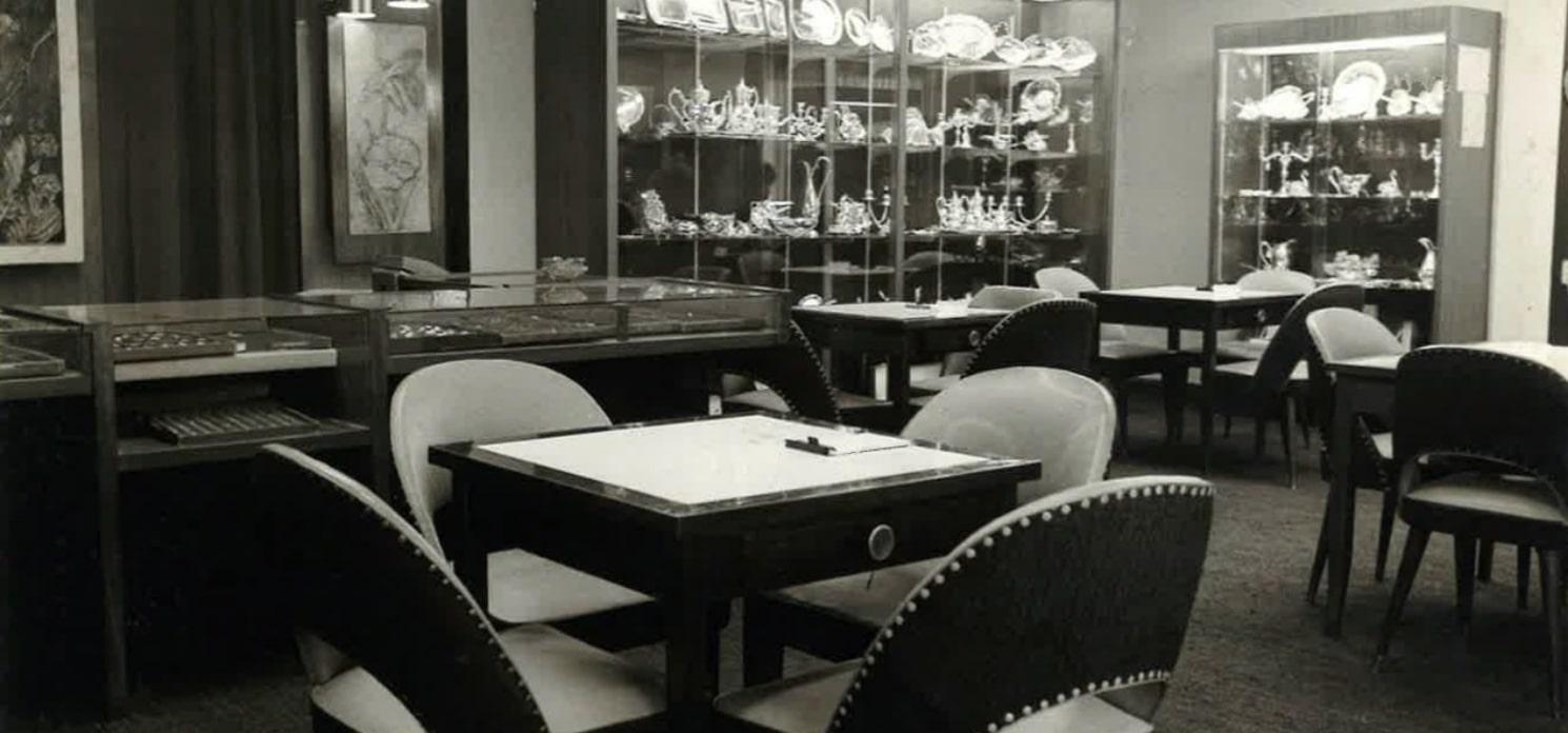 Fotografía tienda interna Casa Banchero