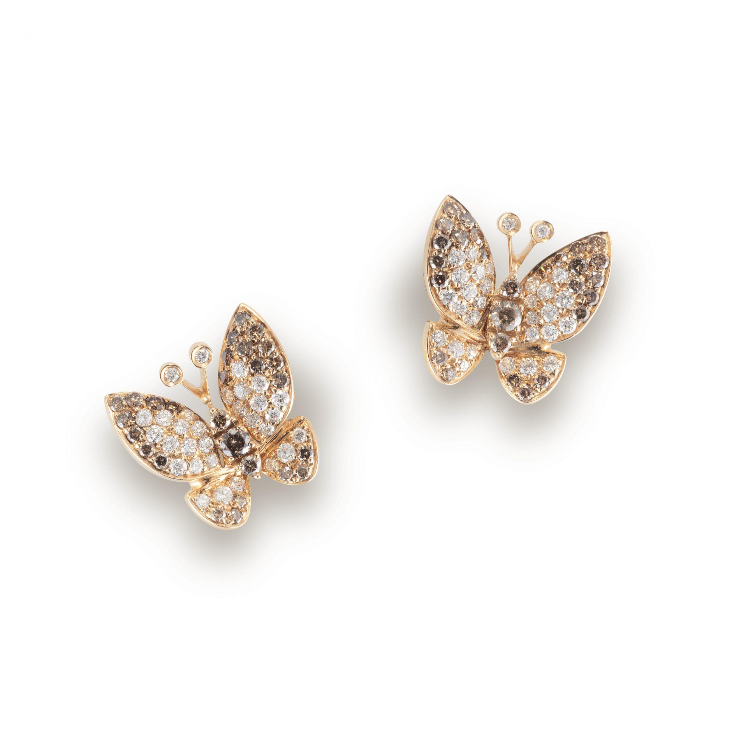 Aretes Farfalla