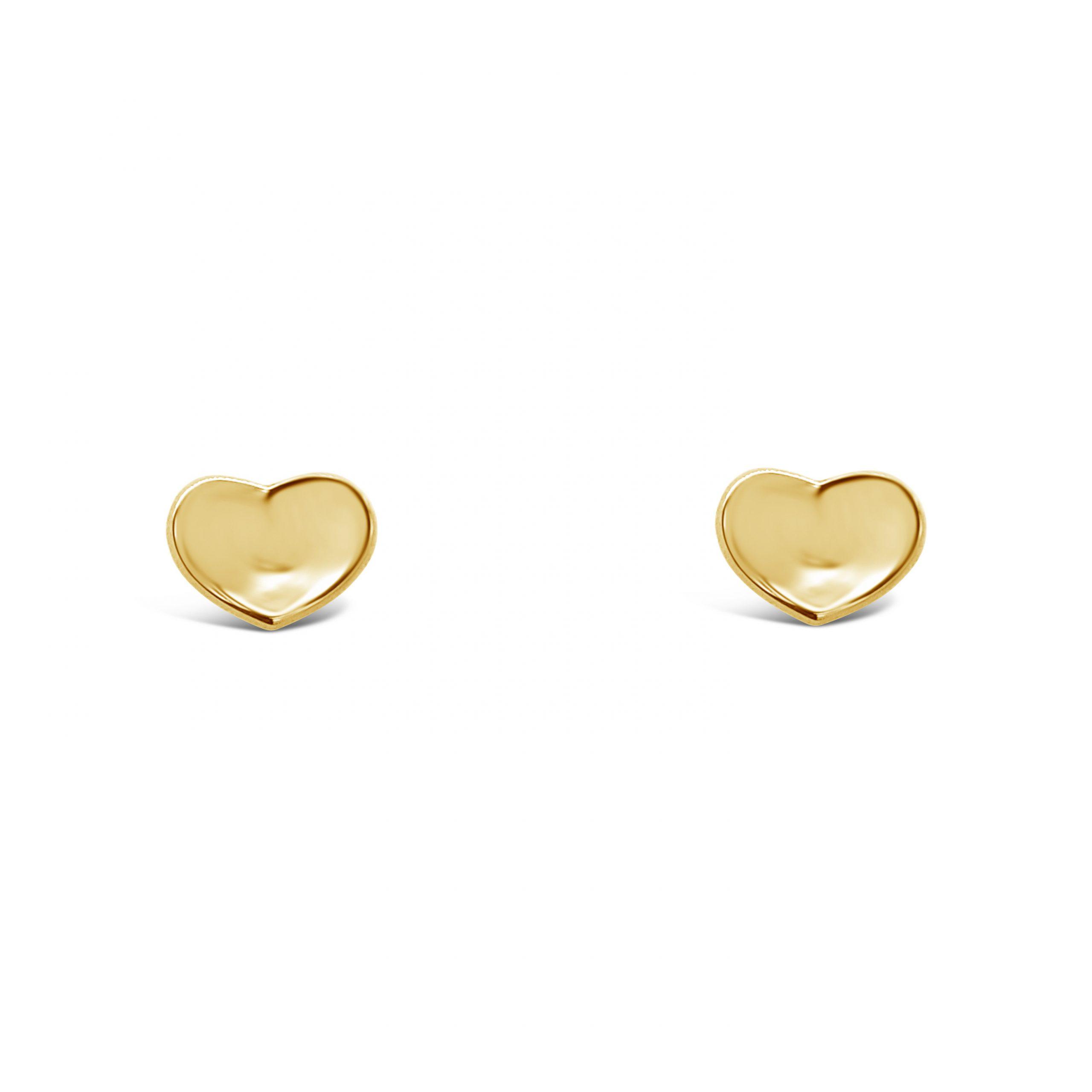 Aretes Corazón
