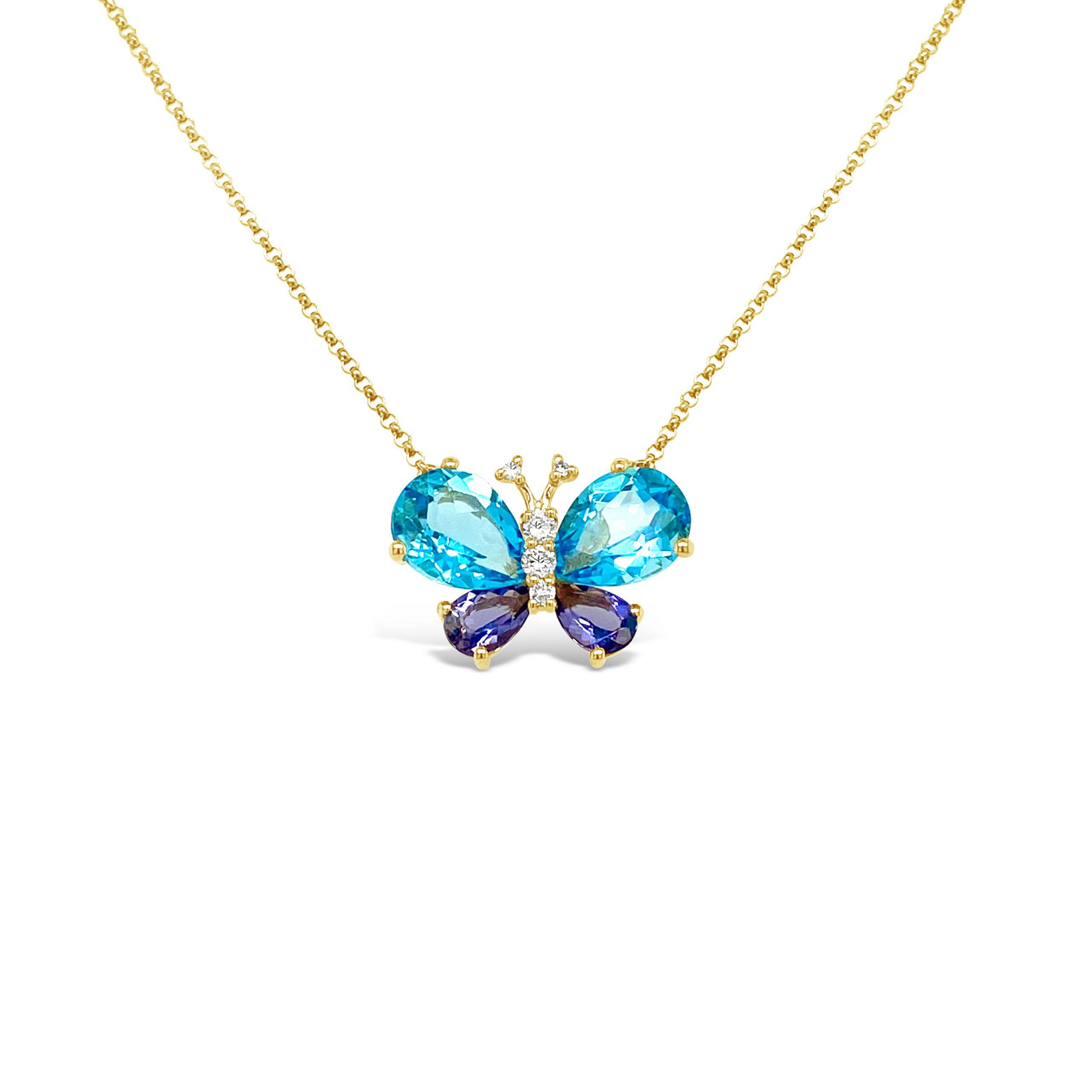 Pendantif Mariposa Colores