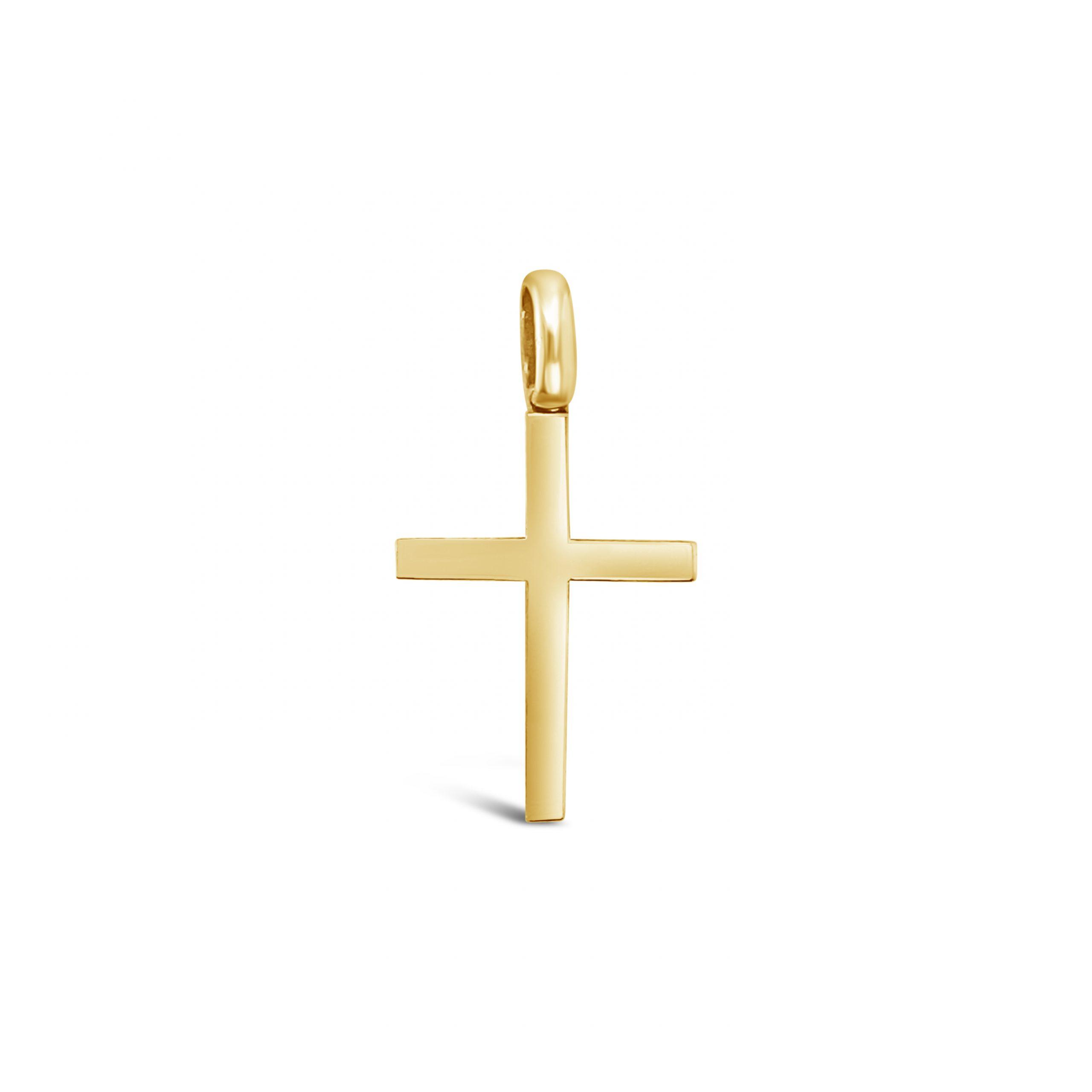 Cruz Cinta Oro 18k