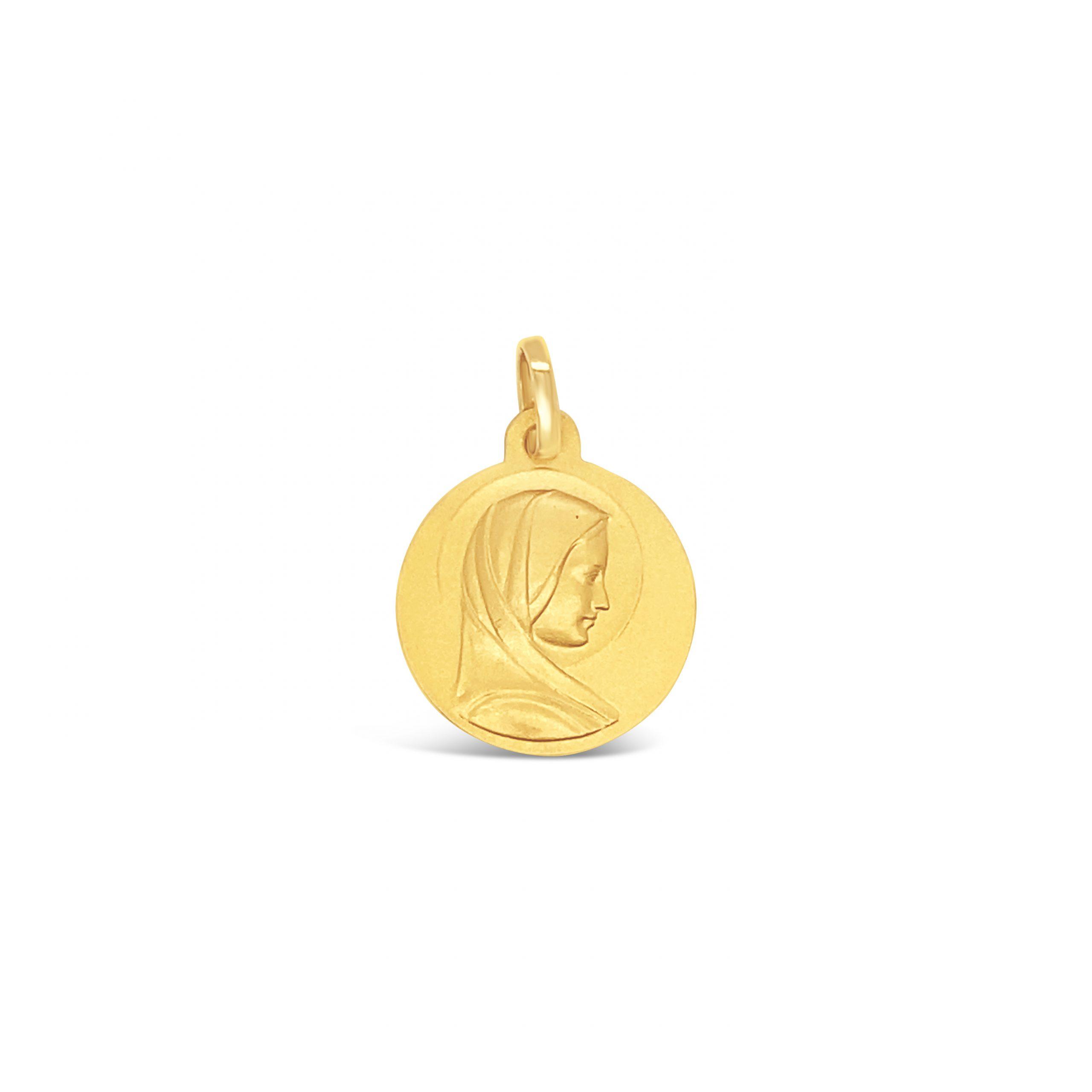 Medalla Virgen