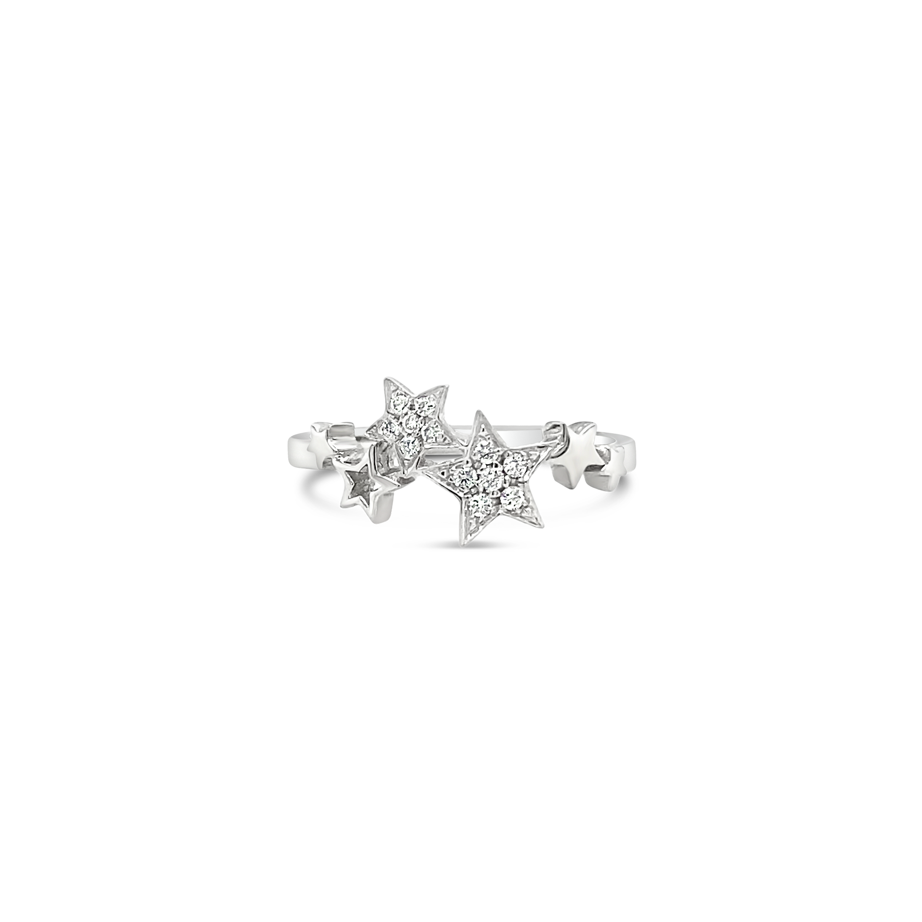 Anillo 5 Estrellas