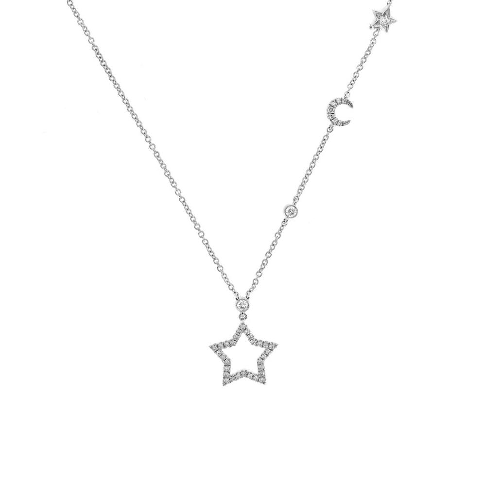 Pendantif Estrella Calada