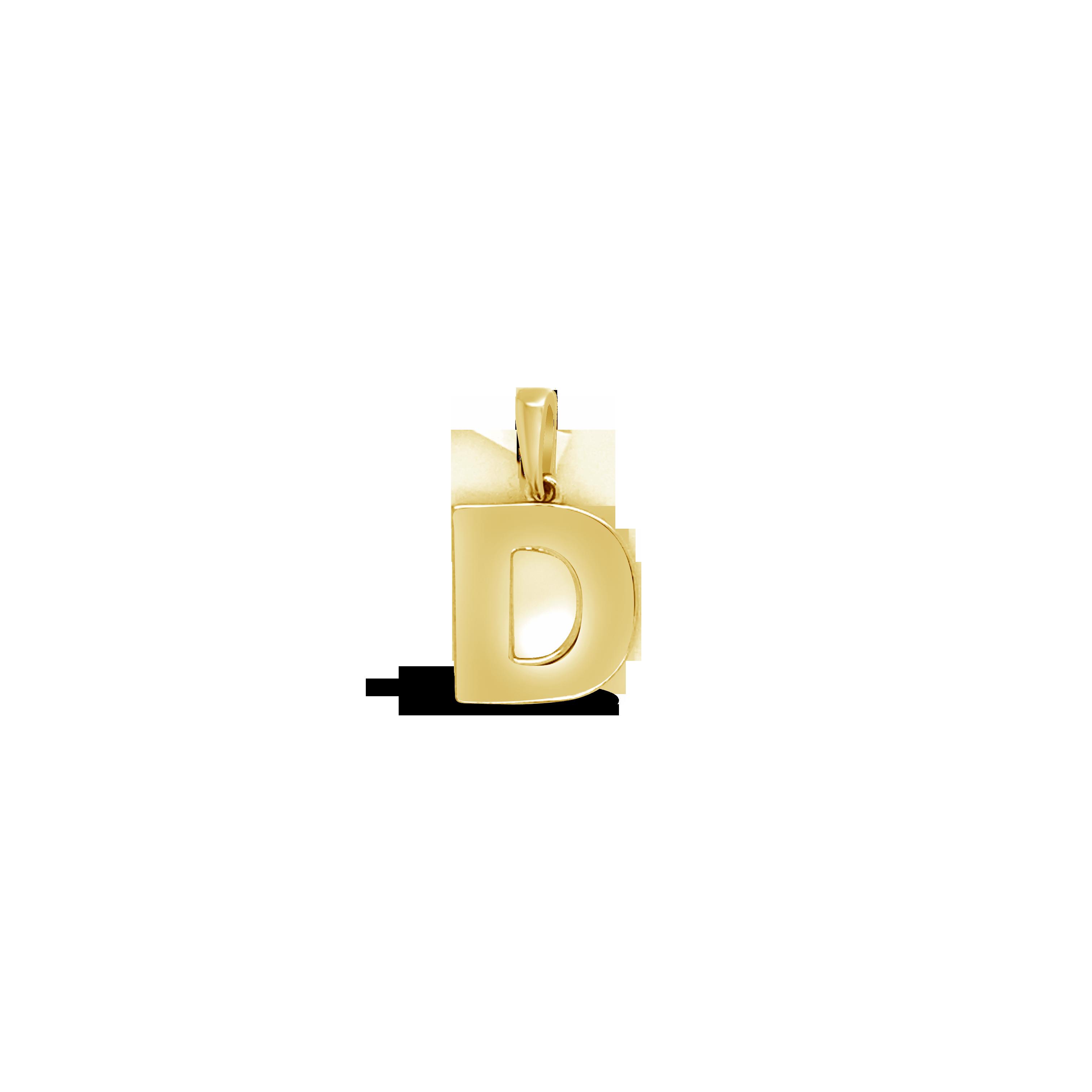 Dije Letra D