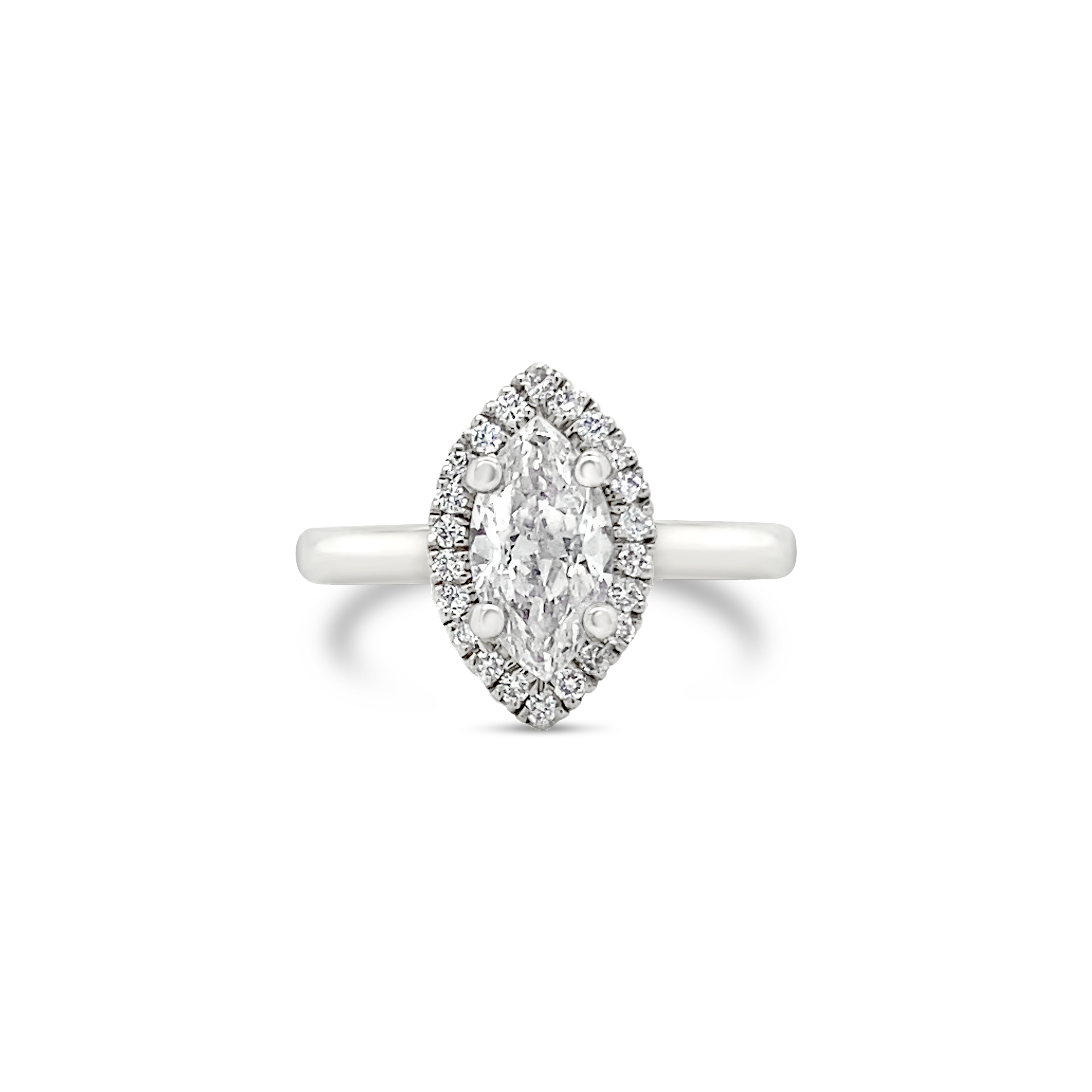 Bianca Dmte Marquise 0.84ct